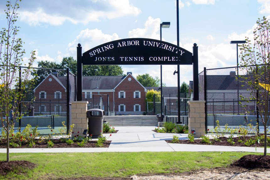 Jones Tennis Complex