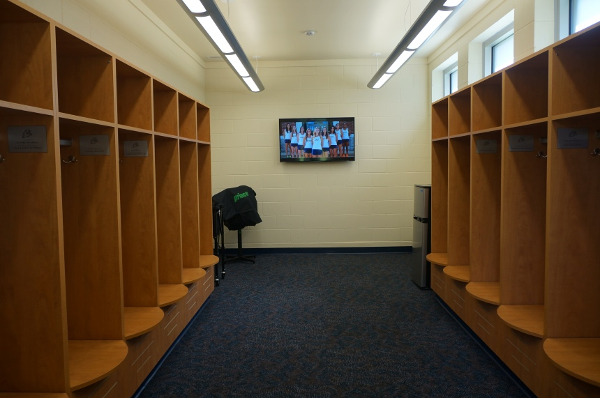 Locker Rooms